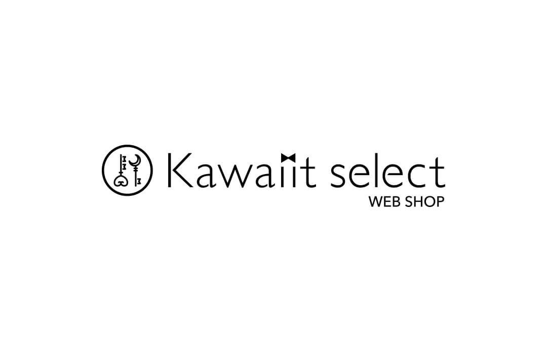 Kawaiit select WEB SHOP / LOGO DESIGN